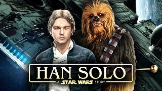 New Han Solo Movie - Millennium Falcon's New Look! Speeder Cars Teased by Director!
