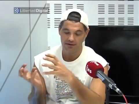FRANK CUESTA - Entrevista en la radio con Nacho Medina