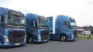Volvo FH I-Save – тестируем турбокомпаунд