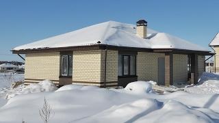 Одноэтажный дом в КП Ново-Никольское в 20 минутах езды от Казани