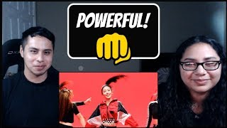 [COVERS] SIN B X MINA MYOUNG 'Sweet but psycho' Reaction