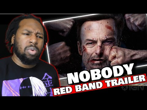Nobody – Exclusive Official Red Band Trailer (2021) | Reaction