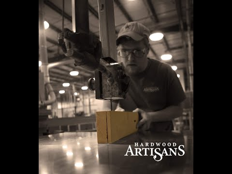 Who is Hardwood Artisans?  Build a Chest with Us.