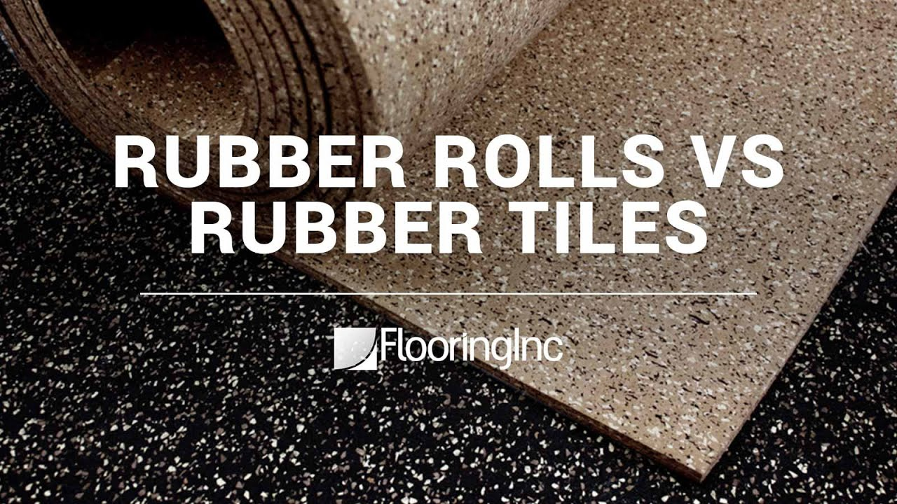 Rubber Tiles And Interlocking Tiles At Rubber Flooring Inc Com
