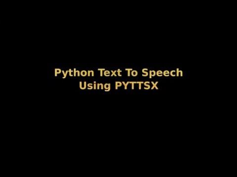 python-text-to-speech-using-pyttsx