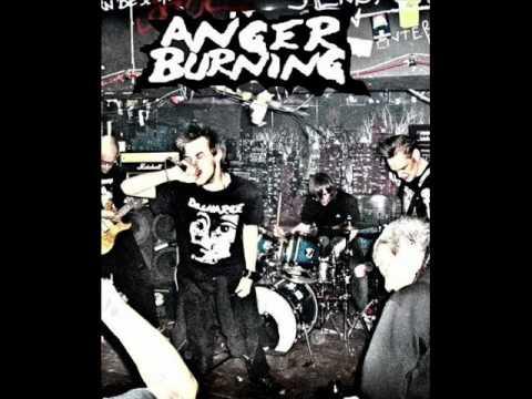 Anger Burning - Fear / Just Say No (hardcore punk Sweden)