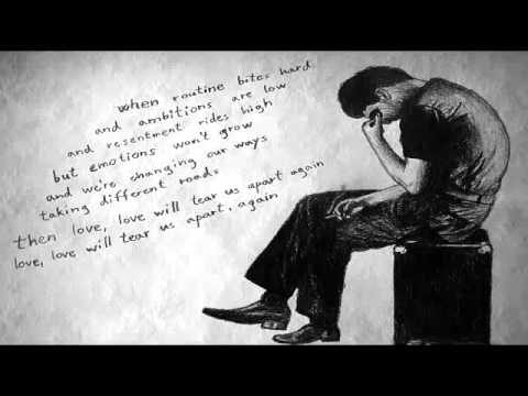 Joy Division - Love Will Tear Us Apart (best audio) - YouTube