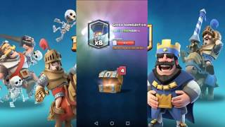 Descargar Hack Clash Royale APK MOD [Gemas Y Oro, Legendarias] Servidor Privado