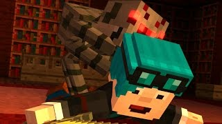 Minecraft I SAVED THEDIAMONDMINECART - STORY MODE Episode 6 2