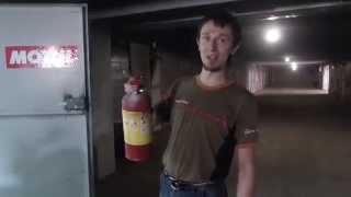 [18+] Как мы подпалили гараж