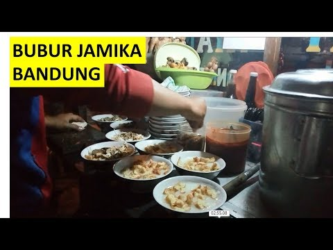 [indonesian-street-food]-wisata-kuliner-malam-bandung-bubur-jamika-jajanan-wajib-buka-jam-10-malam