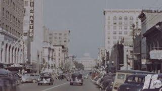 Vintage film captures North Carolina in the 1950's