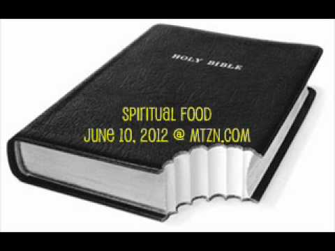 Our World is Spiritually Starving!