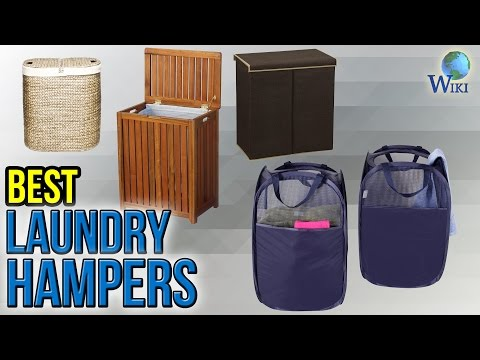 10 Best Laundry Hampers 2017