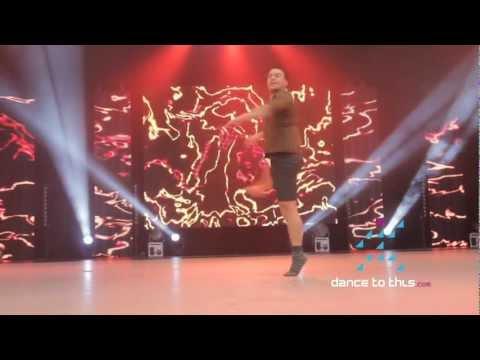 Lukas McFarlane - Got To Dance Winner at Move It 2013