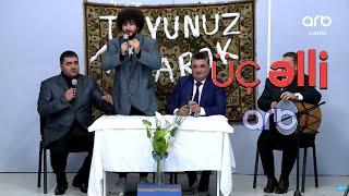 Yeni meyxanaçılar Namiq Məna ilə DEYİŞDİLƏR - Üçəlli
