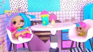 Download Куклы Лол Сюрприз! Завтрак с Плей До и урок рисования Lol мультик! Видео для детей Shopkins Mp3 and Videos