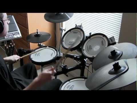 Spock's Beard - The Doorway - Drum Cover (Tony Parsons)