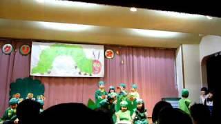 08保育園クリスマス会.