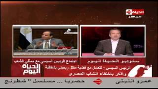 تامر أمين عن لقاء السيسي: كان يجب أن نعرف أنه مذاع لكي لا تتكرر أزمة مرسي