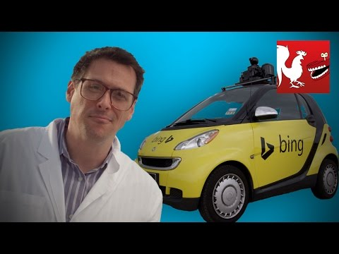 The Bing Self-Driving Car