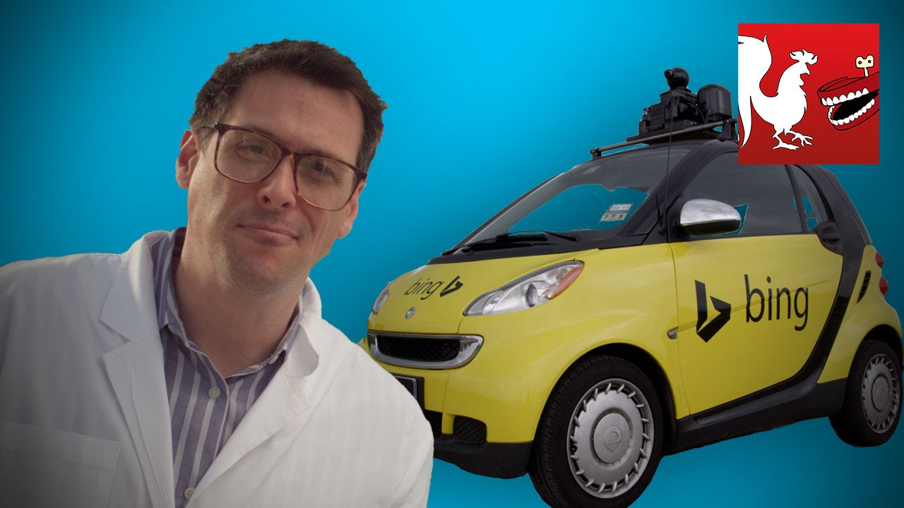 Rt Shorts A Self Driving Car From Bing Youtube
