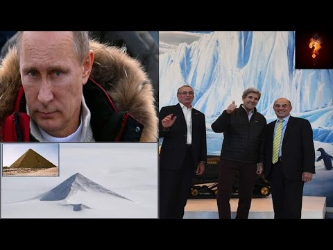 3 Ancient Pyramids Found In Antarctica?