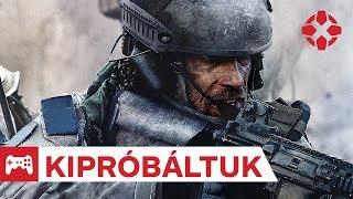 Koopban élned, halnod kell! - Kipróbáltuk a CoD: Modern Warfare-t