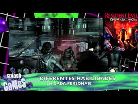RESIDENT EVIL OPERATION RACOON CITY, SUS CLAVES