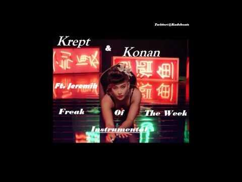 Krept & Konan - Freak Of The Week Ft. Jeremih - Instrumental