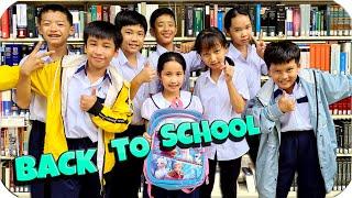 Tony | Back To School - Chuẩn Bị Cho Năm Học Mới