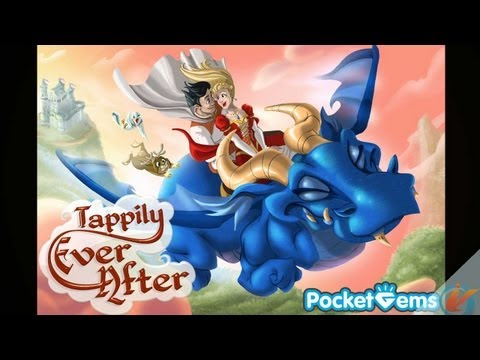 Tappily Ever After - iPhone Game Trailer