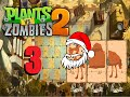 Plants vs Zombies 2 It's About Time Gameplay Walkthrough Part 3 Last Stand
