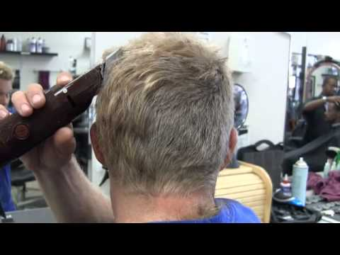 hair cutting style how to clipper cut hair by self 2390 | hqdefault