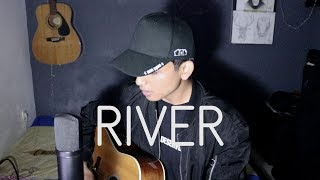Eminem River Ft Ed Sheeran Cover by Reza Darmawangsa