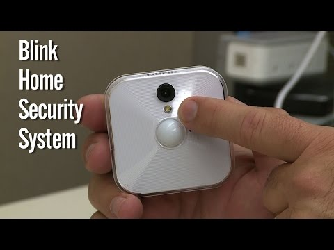 Tech Review: Blink Home Security Camera System - YouTube