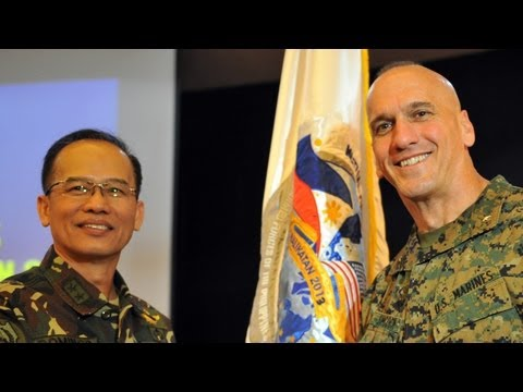 The Philippines Hosts Military Drills with US Amid China Tensions
