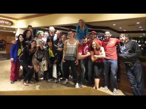 LOAW: Team Ninja Warrior 2015