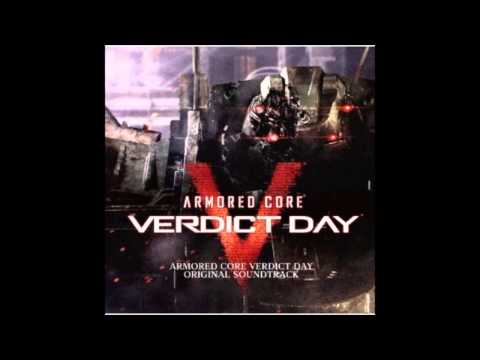 Armored Core Verdict Day Original Soundtrack: 28 STAIN (a perfect day) [w/ Lyrics]