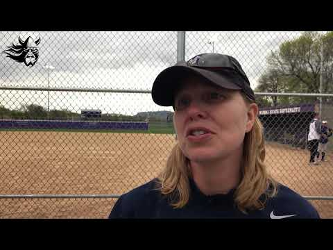 NCAA Central Region II Champs! Augustana Softball Title Game Highlights