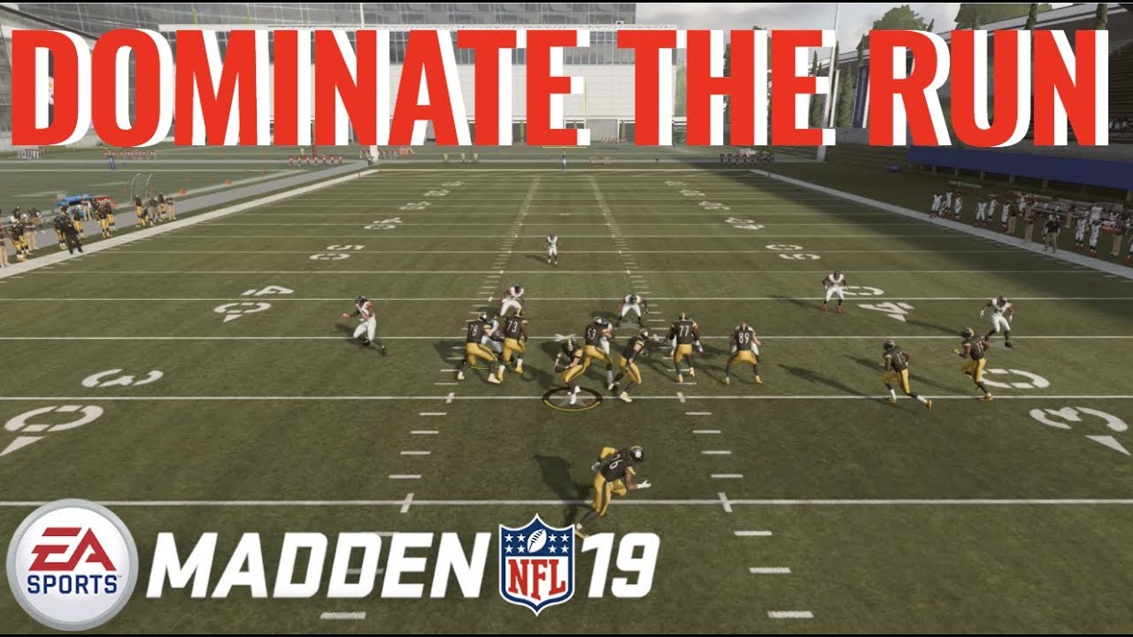 Madden 19 Tips - Dominate the Run Game with this Amazing Scheme - The New  Pitch