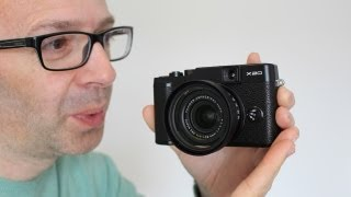 My Love for the Fuji X20