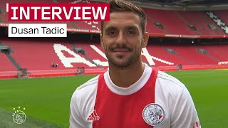 Contract Extension   Tadic   'Ajax is the best club in the world'