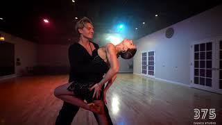 Troels Bager and Ina Jeliazkova - Rumba (Francesco Tristano - Neon City) | 375 Dance Studio
