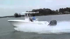 Aegis Unsinkable boat seatrial