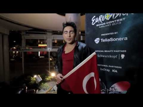 Special message from Farid for Turkey!