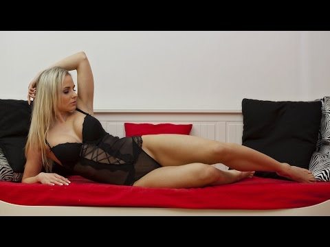 The Lingerie Sensual Boudoir Video with Claudie
