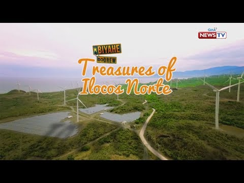 Biyahe ni Drew: Treasures of Ilocos Norte (Full episode)