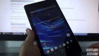 Nexus 7 2013 Root + Unlock Bootloader + Custom Recovery