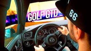 VW GOLF 7 GTD ABT SOUND CONTROL!